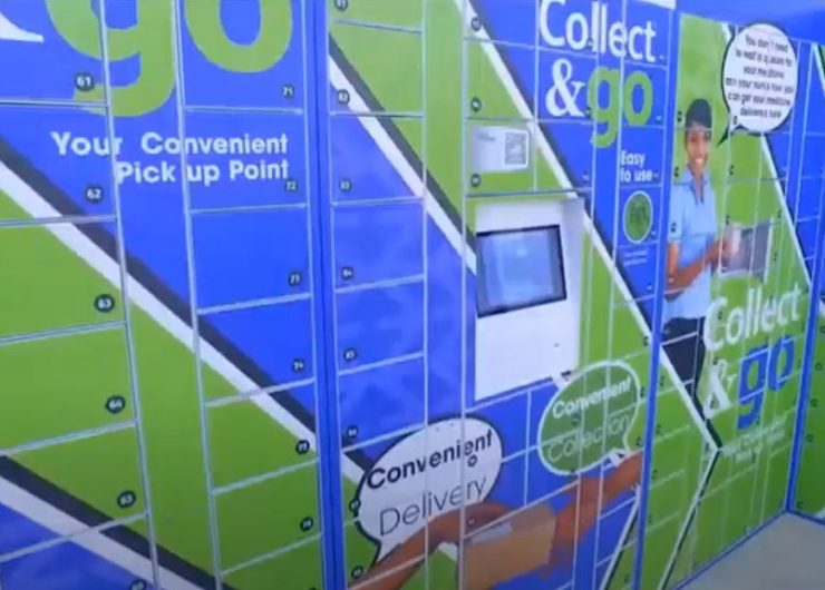 Collect & Go Smart Lockers