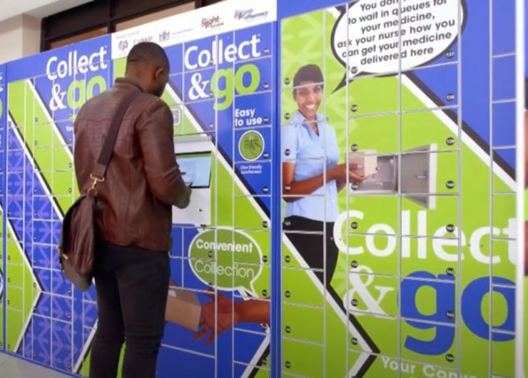 Collect and Go Smart Lockers Thula
