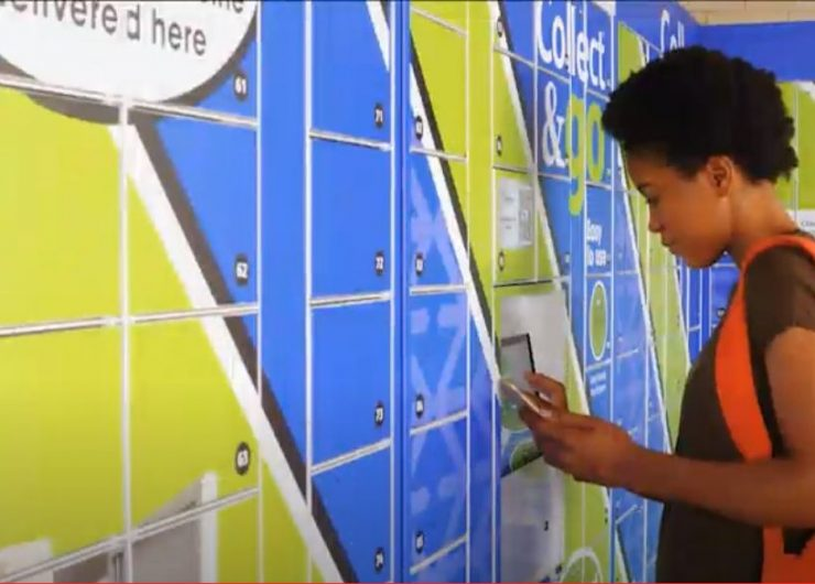 Collect and Go Smart Lockers