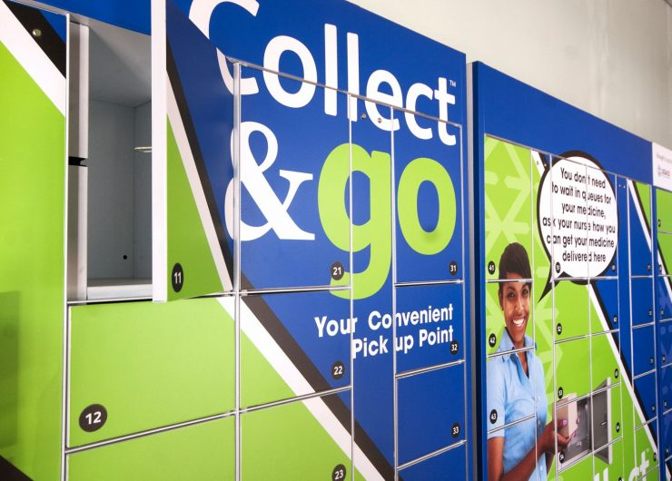 Large-scale rollout of smart lockers fast-tracked during coronavirus to ensure safe collection of chronic medication