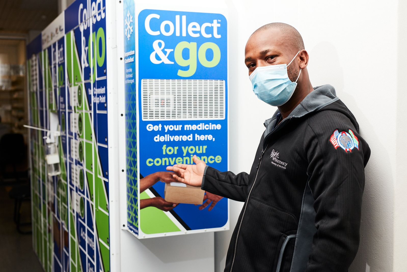 Smart locker sites for safe medicine collection launched in Mpumalanga